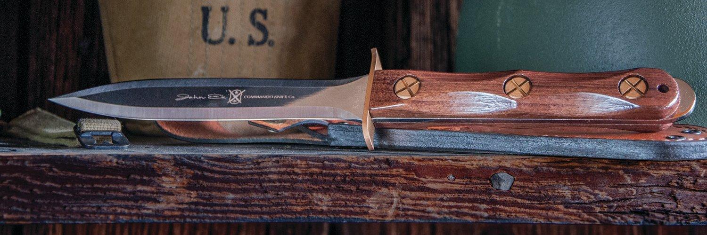 KABAR Ek Commando Presentation Knife (EK13)