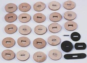 KA-BAR® Handle Component Kit for Traditional KA-BAR (1217HC)