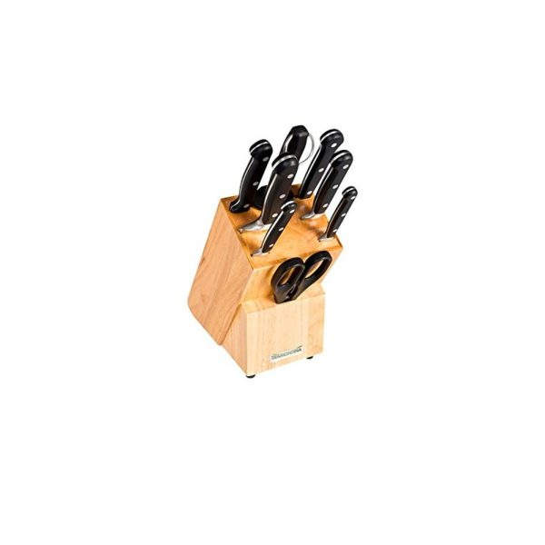 Tramontina Professional 9 piece Knife Block Set (38001/380)