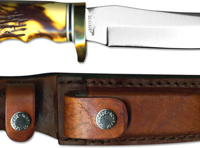 Uncle Henry Knives: Golden Spike Uncle Henry Knife SC-153UH