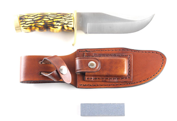 Schrade Uncle Henry 171UH Pro Hunter with Staglon Handle