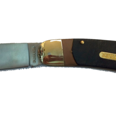 Schrade 510T Old Timer 3″ Folding Knife
